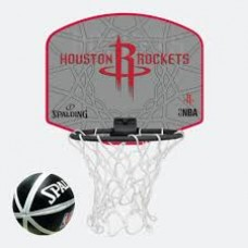 NBA TEAM MICRO MINI BACKBOARD SET - HOU