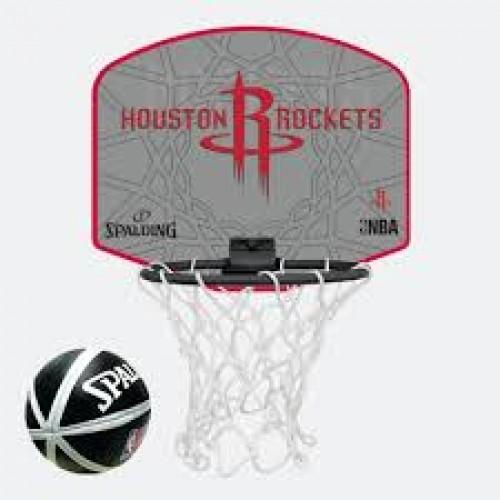 NBA TEAM MICRO MINI BACKBOARD SET - HOU