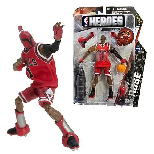 Derrick Rose - Chicago Bulls NBA Hero