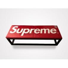 Customized Supreme Everlast Mat Bench