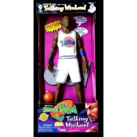 MJ Space Jam Talking Figure