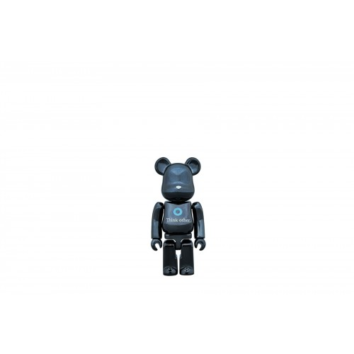 I AM OTHER BEARBRICK BY PHARELL WILLIAMS - Black 100%