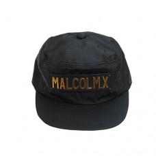 Vintage Malcom X Golden Snapback