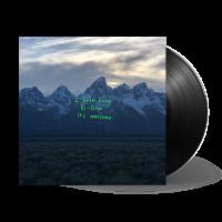 Ye Album Vinyl youbetterfly