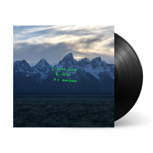 Ye Album Vinyl