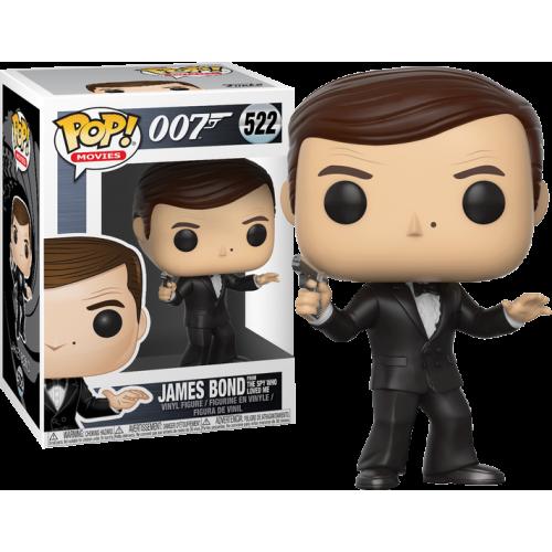 Funko Pop James Bond The Spy Who Loved Me