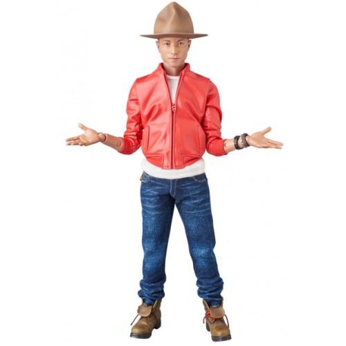 Pharell x Medicom Toy Action Figure