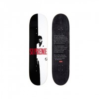 Supreme Scarface Skateboard Deck