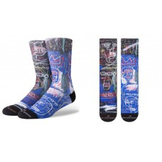 Stance Socks - Jean-Michel Basquiat