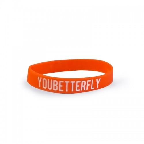 youbetterfly baller bracelet
