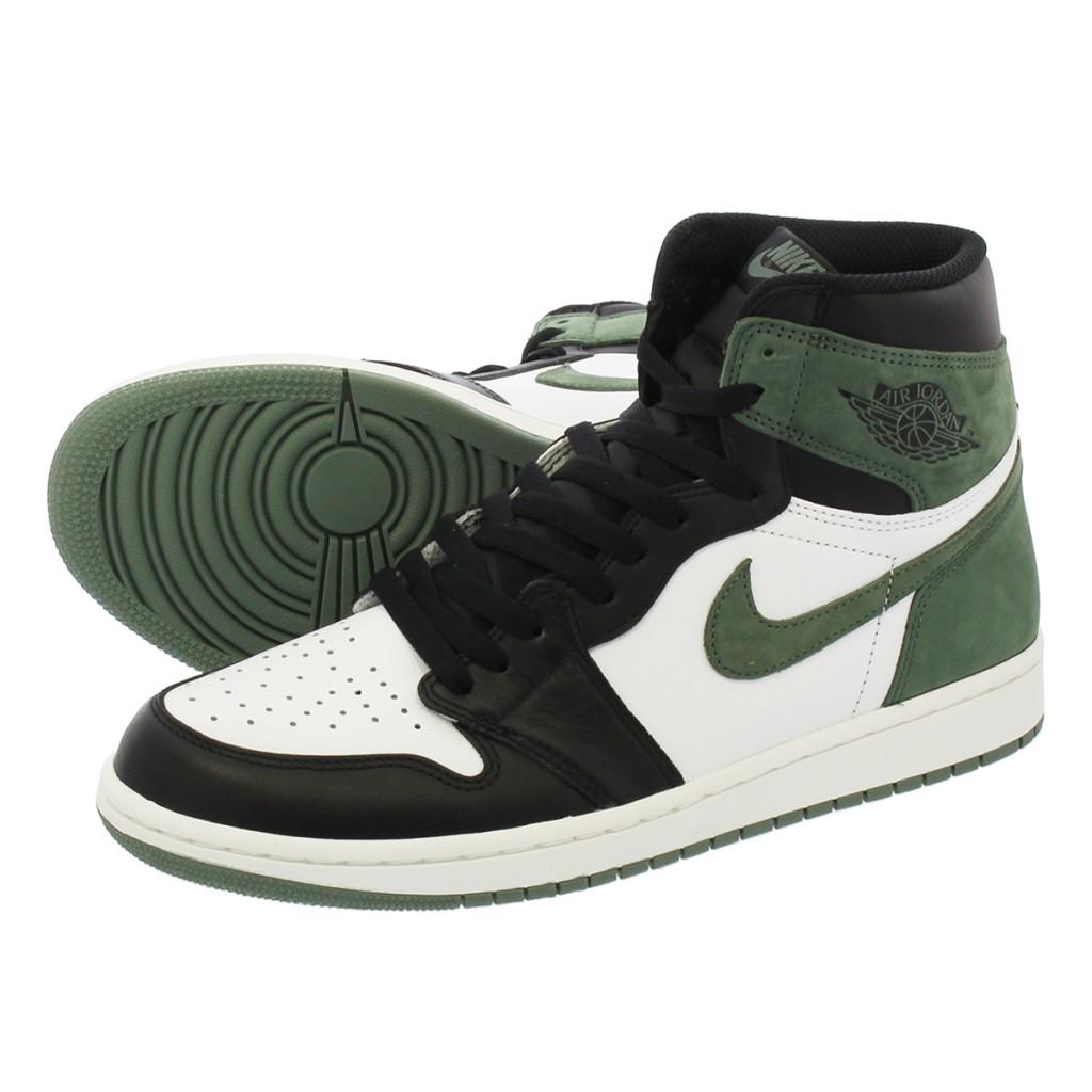 2def6acaf1ab0d Air Jordan 1 Retro High Clay Green by youbetterfly
