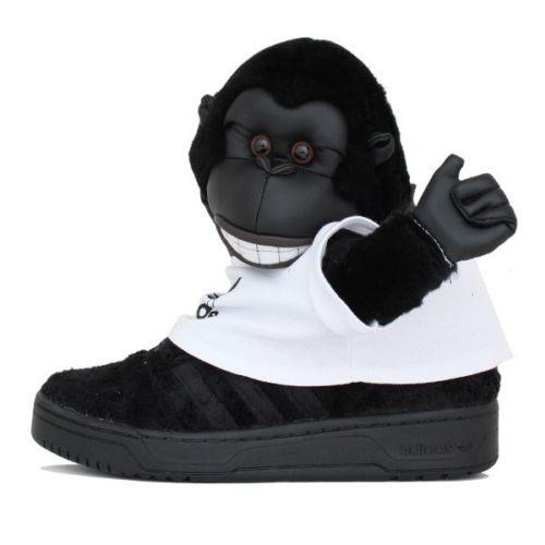 Adidas X Jeremy Scott Gorilla