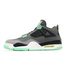 Air Jordan 4 Retro Green Glow