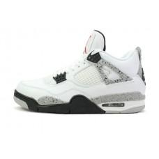 Air Jordan 4 Retro White Cement  2012