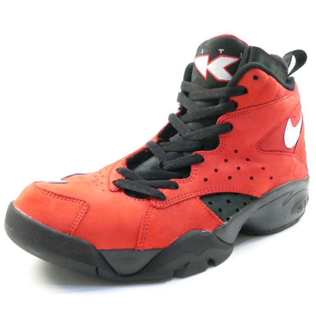 260b1520ece9 Nike Air Maestro II Kith Red by Youbetterfly
