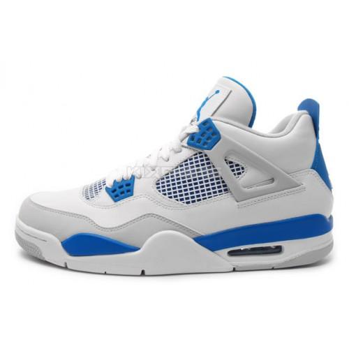 Air Jordan 4 Retro Military Blue