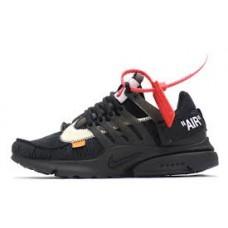 Nike Air Presto x Off-White  Black