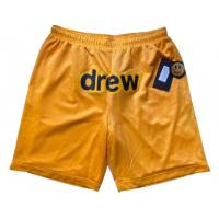 Drew House Secret Mesh Short - Golden Yellow