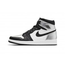 Jordan 1 Retro High Silver Toe (W)