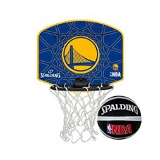 NBA TEAM MICRO MINI BACKBOARD SET - GSW