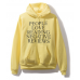 "Anti Social Social Club ""People Love Reading Negative Reviews"" Hoodie"