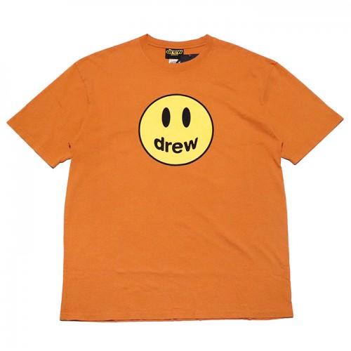 Drew House Orange Mascot S/S Tee