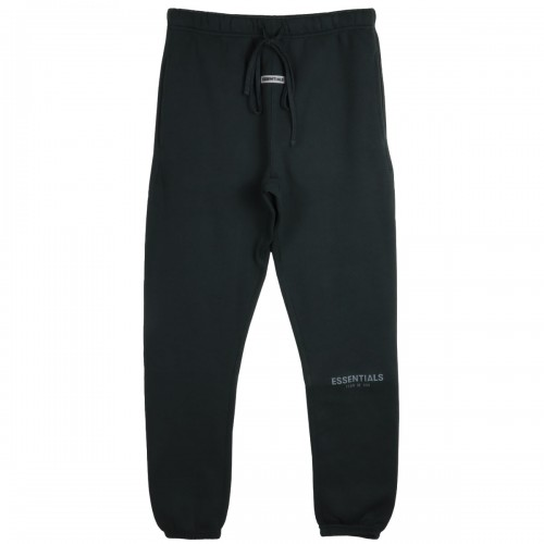 FOG Essentials Black Fleece Lounge Pants