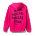 ASSC Black Logo 488 Pink Hoodie