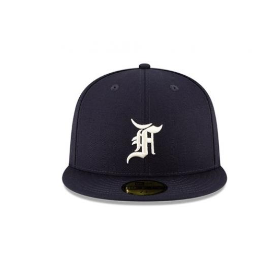 New Era X FOG X Essentials 5950 Navy Blue Cap