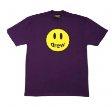Drew House Mascot Purple Tee