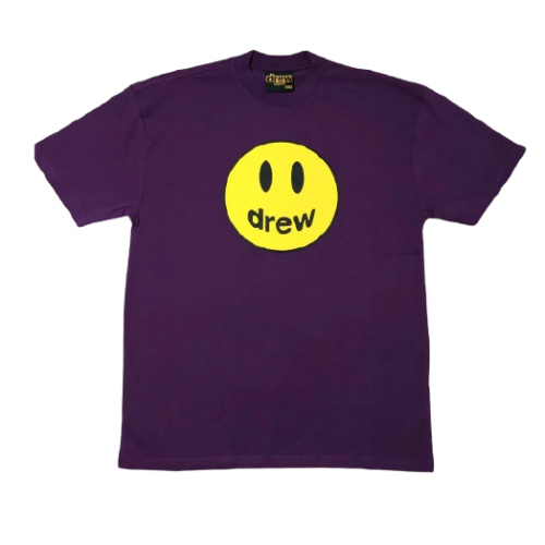 Drew House Mascot Purple Tee