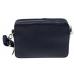Dior x Jordan Wings Messenger Bag Navy in Calfskin with Silver-tone