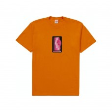 Supreme Blur Orange Tee