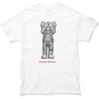 KAWS Brooklyn Museum SPACE T-Shirt White