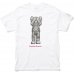 KAWS Brooklyn Museum SPACE T-Shirt White