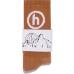 Hidden NY Crew Socks Tan