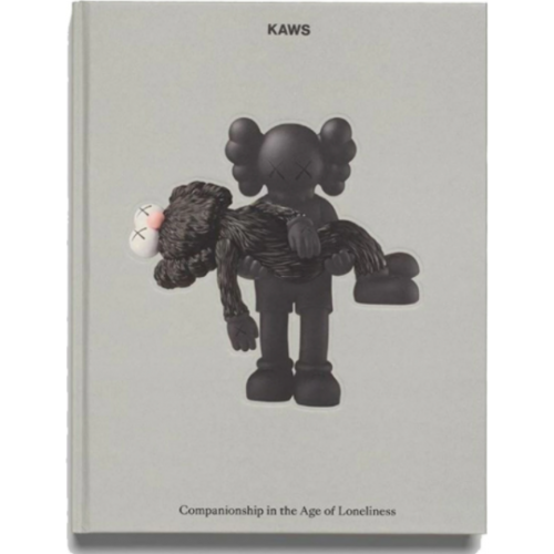 KAWS NGV Companionship in the Age of Loneliness (Book Only)