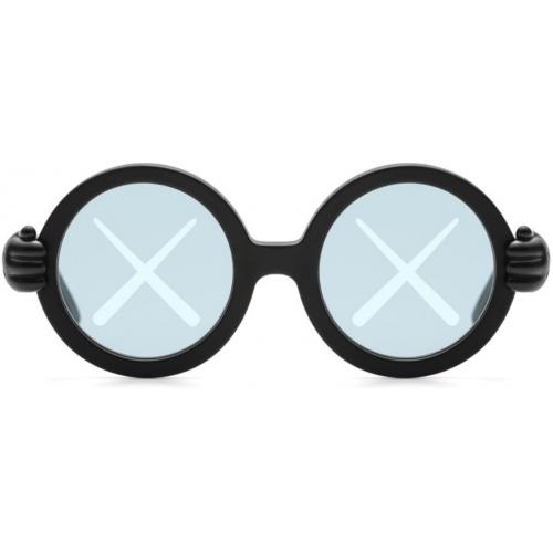 KAWS x SD Sunglasses Black