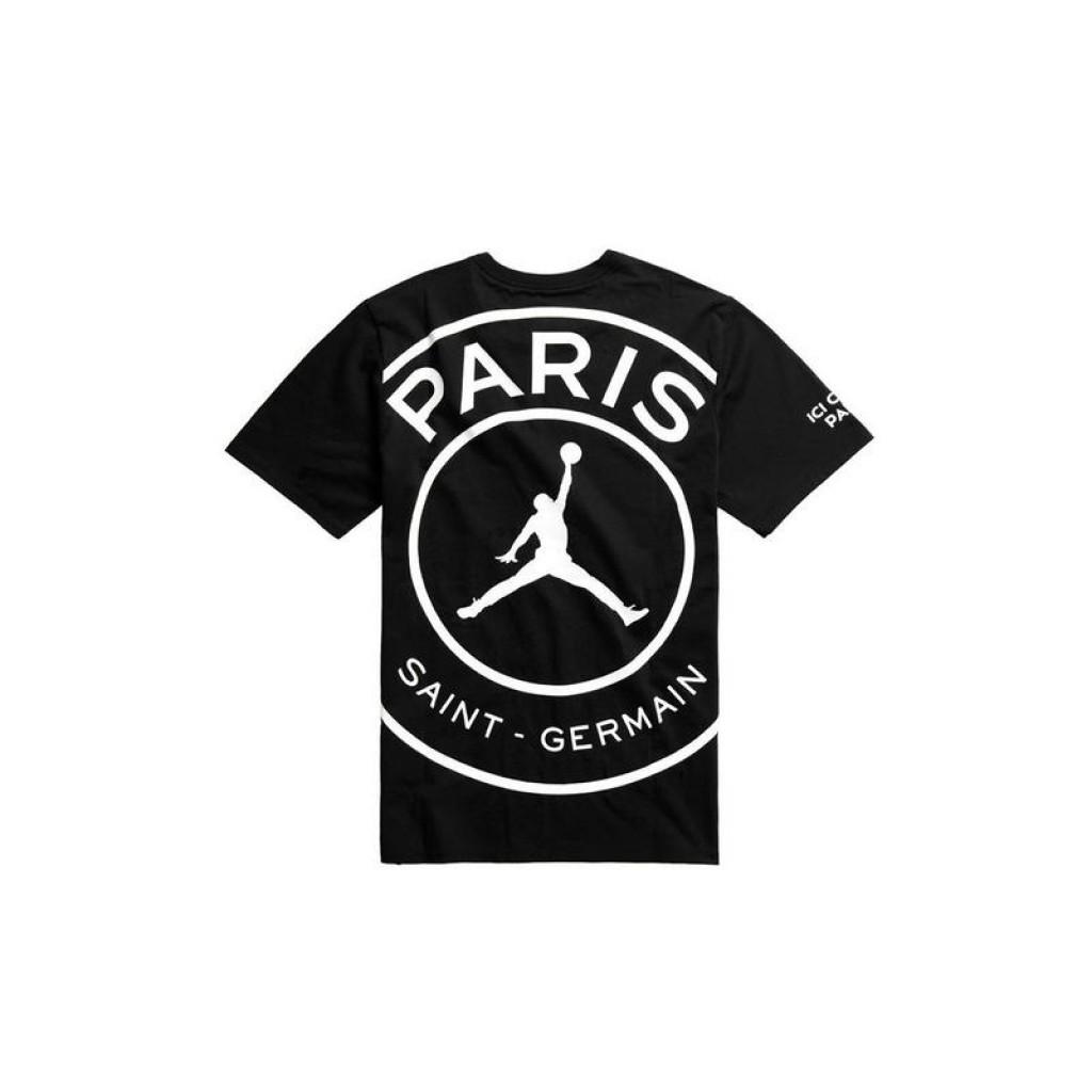 29715338ff6d Source · Air Jordan x PSG Tshirt by Youbetterfly UAE