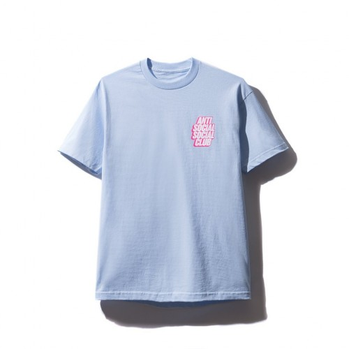 ASSC Blocked Logo Sky blue T