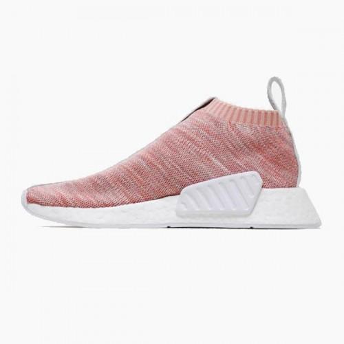 Adidas Kith x Naked NMD CS2 Pink