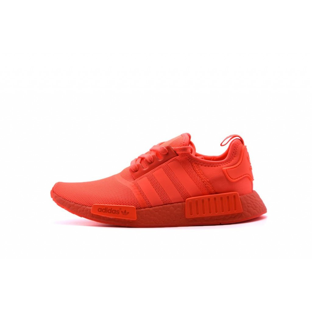 on sale b9142 f4e2d Adidas NMD R1 Triple RED by Youbetterfly