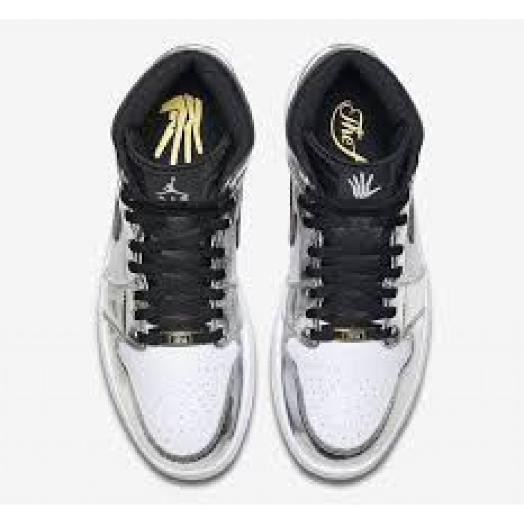 cheap for discount b0169 2afa6 Air Jordan 1 Retro High Champion Think 16 by Youbetterfly