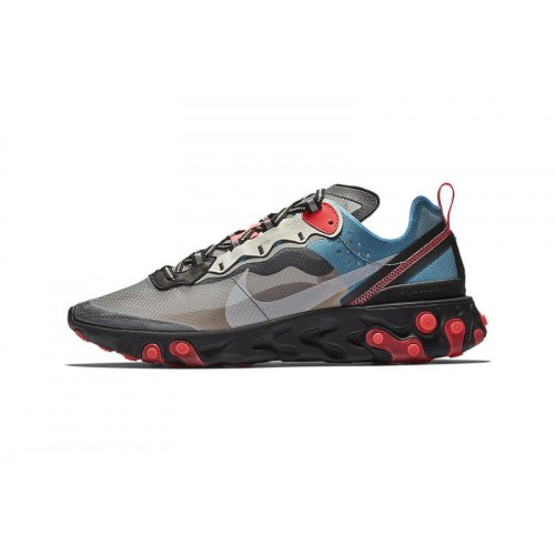 Nike React Element 87 Blue/Chill