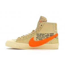 Off-White x Nike Blazer Spooky Pack