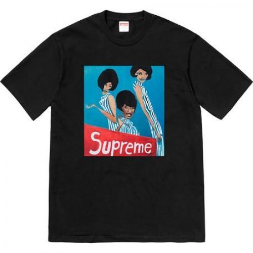 Supreme Group Tee Black