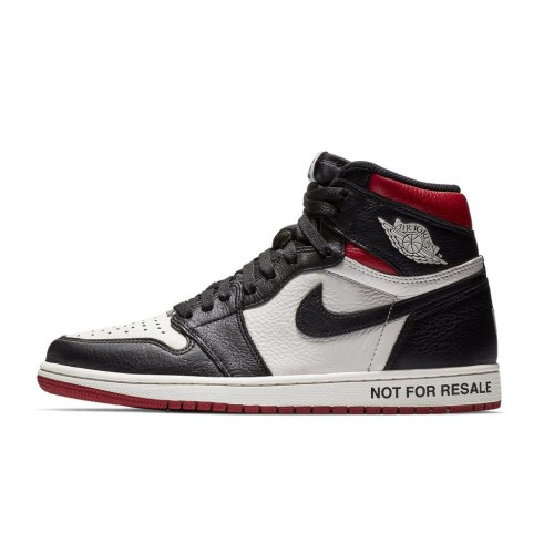 Air Jordan 1 Not For Resale - Red
