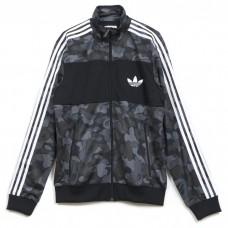 Adidas x Bape Black Firebird Track