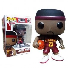 Funko POP Lebron King  James