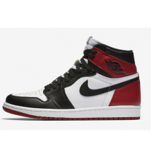 "Air Jordan 1 OG ""Black Toe"""
